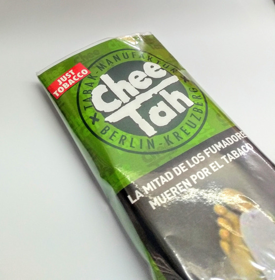 Tabaco Para Armar Cheetah X30g X10u. Envío Gratis