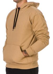 Moletom Blusa De Frio Moda Outono-inverno Masculino Liso