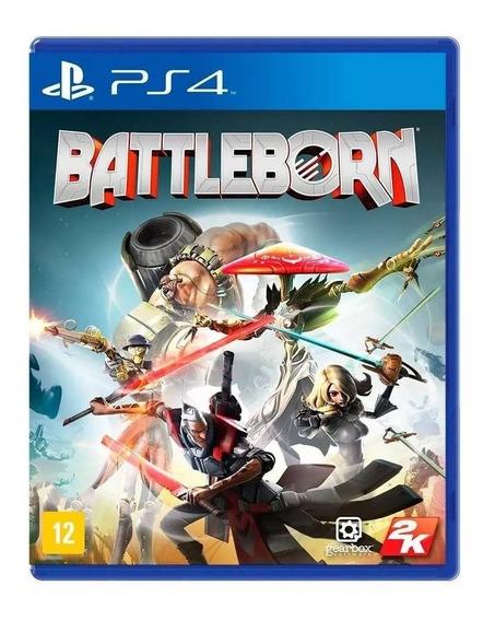 Battleborn Ps4 Mídia Física Novo Rj ( Requer Internet )