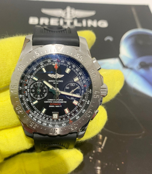 Relógio Breitling Skyracer Grey A27362