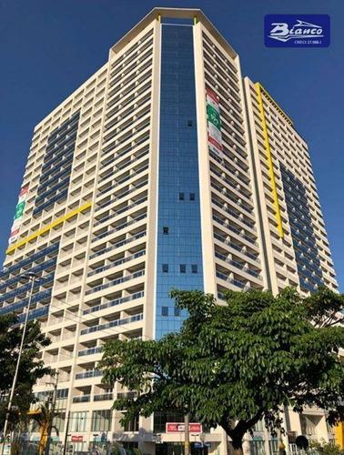 Sala Para Alugar, 38 M² Por R$ 2.000,00/mês - Vila Rio De Janeiro - Guarulhos/sp - Sa0196