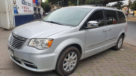 Chrysler Town Country 3.6 Limited At 2011 Oportunidad !!!