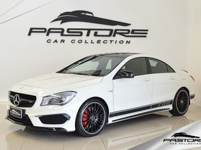Mercedes-benz Cla45 Amg 4matic - 2015