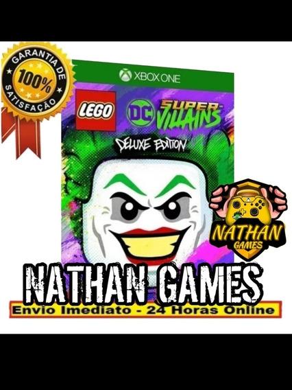 Lego Dc Super Vilains Digital Xbox One + 1 Jogo Grátis