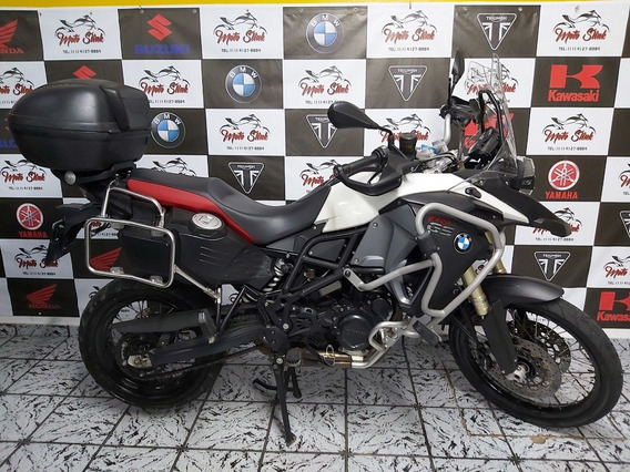 Bmw F 800 Gs Adventure 2016 Moto Slink