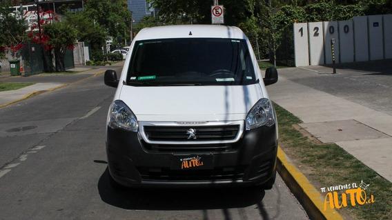 Peugeot Partner 1.6 Hdi. 2019