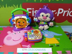 Fischer Price Lote 3 Brinquedos Mattel