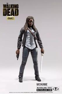Michonne - Walking Dead - Mcfarlane Original - Collectoys