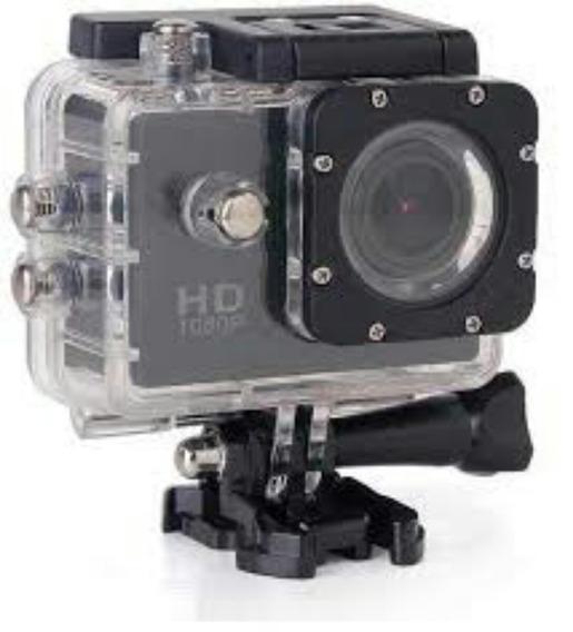 Câmera Filmadora Ação Full Hd