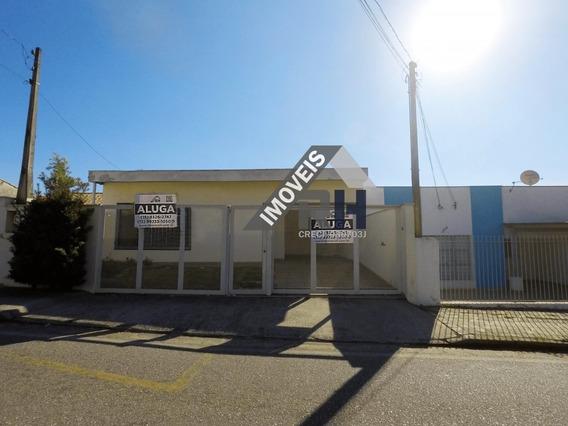 Casa Para Alugar No Bairro Jardim América Em Sorocaba - Sp. - 60034-2