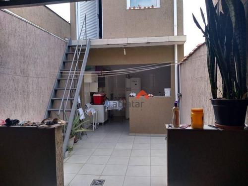 Casa Com 3 Dormitórios À Venda, 92 M² Por R$ 390.000,00 - Jardim Pedro Gonçalves - Taboão Da Serra/sp - Ca0148
