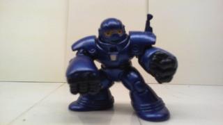 Dr.veneno Super Heroes Squad Iron Moger