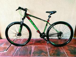 Bicicleta Mountain Bike Raleigh Mojave 2.0 Rodado 29