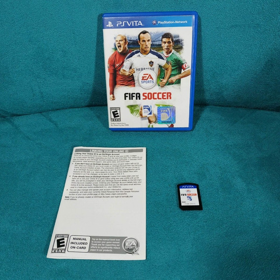 Fifa Soccer - Ps Vita - Jogo Original