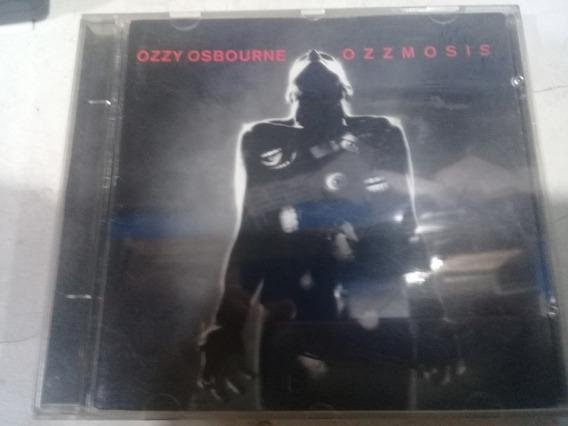 Cd Ozzy Osbourne Ozzmosis Año 1995 Made In Usa En Al Plata