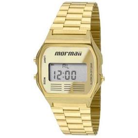 Relógio Mormaii Digital Troca Pulseiras Mojh02ab/4d