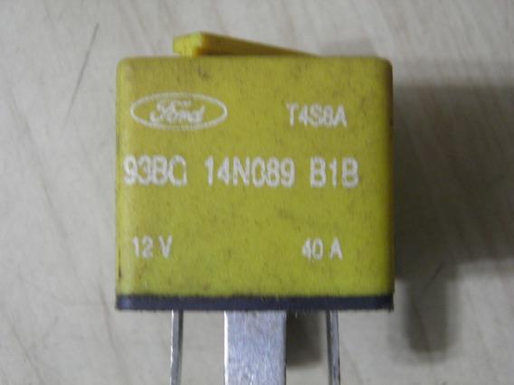 Rele Aquecimento Auxiliar Ford Focus, Mondeo 93bg14n089b1b