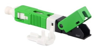 Conectores Rapidos Fibra Optica Ftth Sc Apc