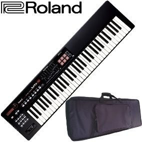 Teclado Sintetizador Roland Xps10 61 Teclas + Bag Luxo