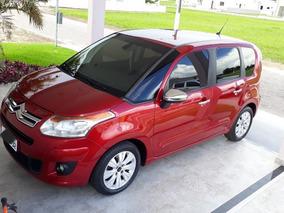 Citroën C3 Picasso 1.6 16v Exclusive Flex Aut. 5p 2012