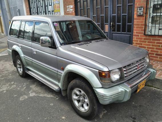 Montero Mitsubishi Mod 98