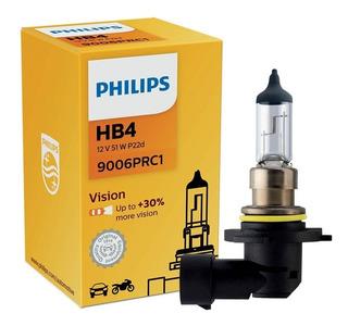 Lâmpada Halógena Auto Philips Original Hb4 9006 51w 12v