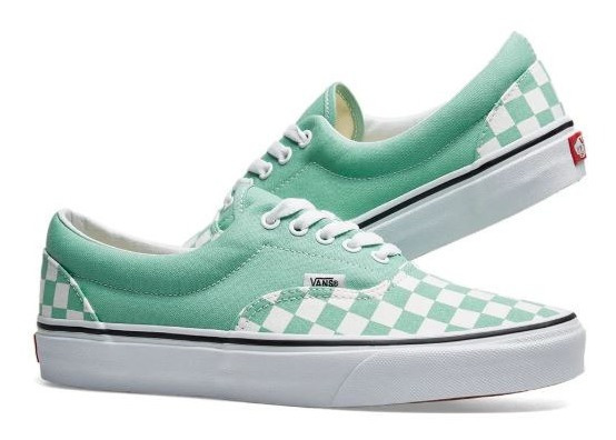 Tenis Vans Era Checkerboard Original Vn0a38frvo