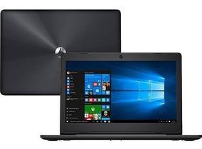 Notebook Positivo Intel 4gb 500gb Hdmi Wifi Webcam Usb 3.0