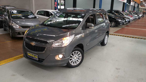 Chevrolet Spin Lt 1.8 Automatica Flex