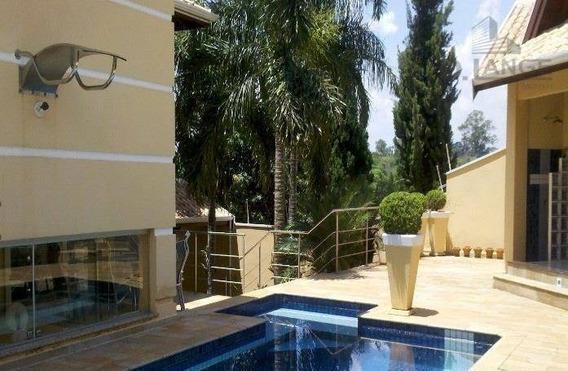 Casa Residencial À Venda, Jardim Chapadão, Campinas - Ca8066. - Ca8066