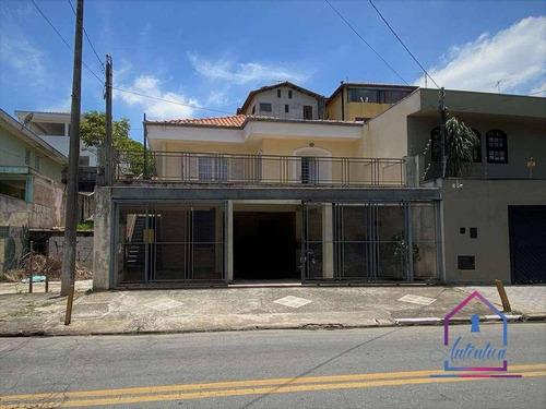 Casa Com 3 Dormitórios À Venda, 200 M² Por R$ 850.000 - Jardim Da Glória - Cotia/sp - Ca1223