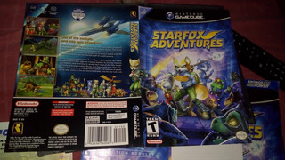 Starfox Aventures Gamecube Wii