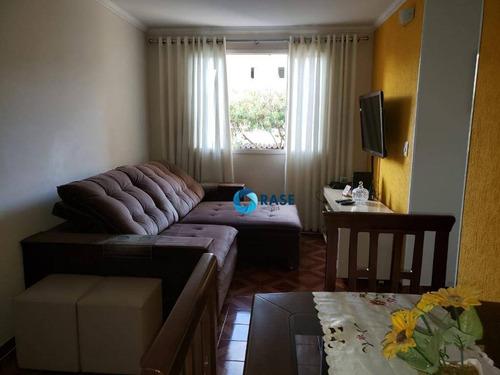 Apartamento Com 2 Dormitórios À Venda, 49 M² Por R$ 266.000,00 - Jardim São Bernardo - São Paulo/sp - Ap12210