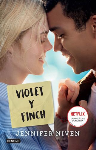 Imagen 1 de 3 de Violet Y Finch De Jennifer Niven - Destino