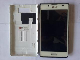 Celular LG Optimus L7 P705f Com Defeito - 7512