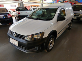 Volkswagen Saveiro 1.6 Cab. Simples 2014 Capota Fibra