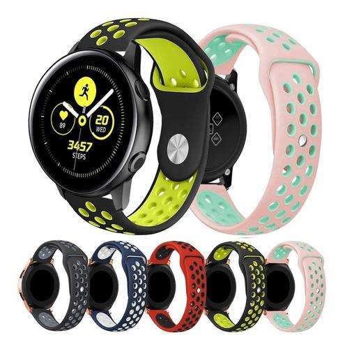 Correa Pulso Samsung Galaxy Watch Active 2 / 1 Banda Sport