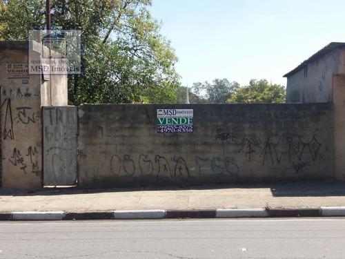 Imagem 1 de 3 de Terreno A Venda No Bairro Gopoúva Em Guarulhos - Sp.  - 2231-1