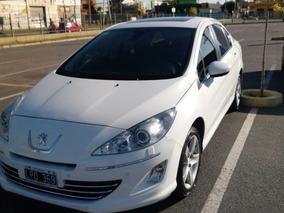 Peugeot 408 2012 Feline 2.0 **impecable Estado**
