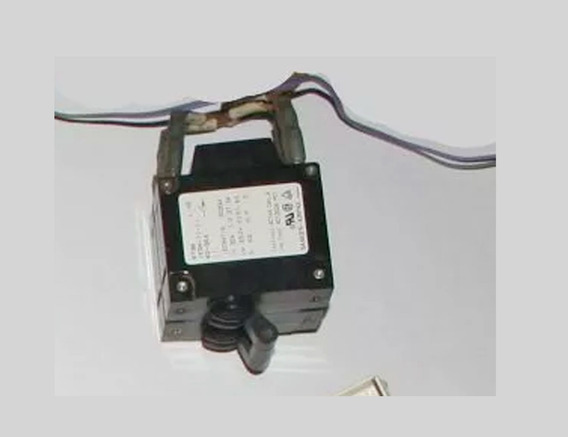 Chave Power Para Ligar E Desligar O Minilab 1501