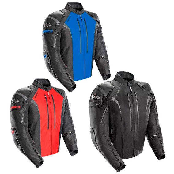 Campera Moto Joe Rocket Atomic 5.0 Protecciones - Fas Motos