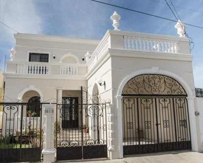 Casa Colonial En Venta En Merida, García Ginerés.