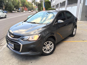 Chevrolet Sonic 4p Lt