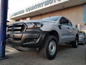 Ford Ranger 2.5 Xl Cabina Doble Mt 2018 Credito