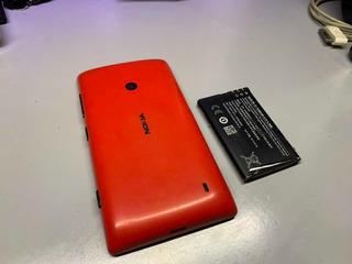 Nokia Lumia 520 A Reparar No Prende