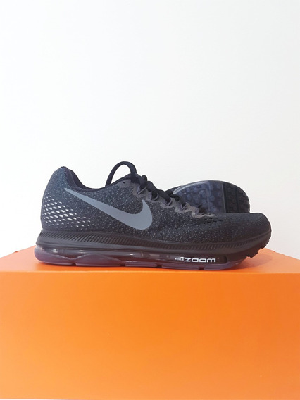 Tênis Nike Zoom All Out Feminino Preto Original N. 35 Ou 36