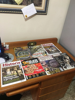 35 Revistas Sobre História