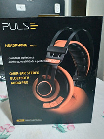 Fone/headphone Pulse Bluetooth