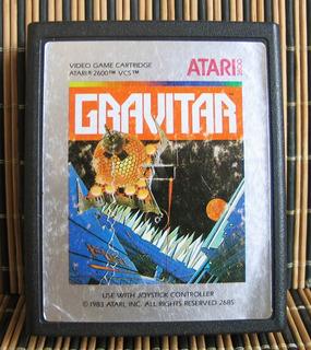 Gravitar Silver Label - Atari 2600 Arcade - Atari Club