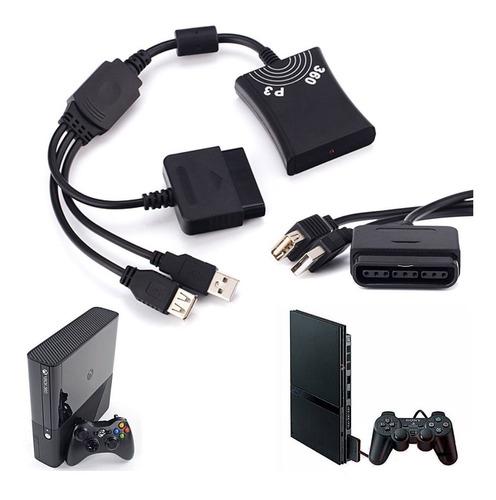 Playstation 2 Convertidor Conversor A Xbox 360